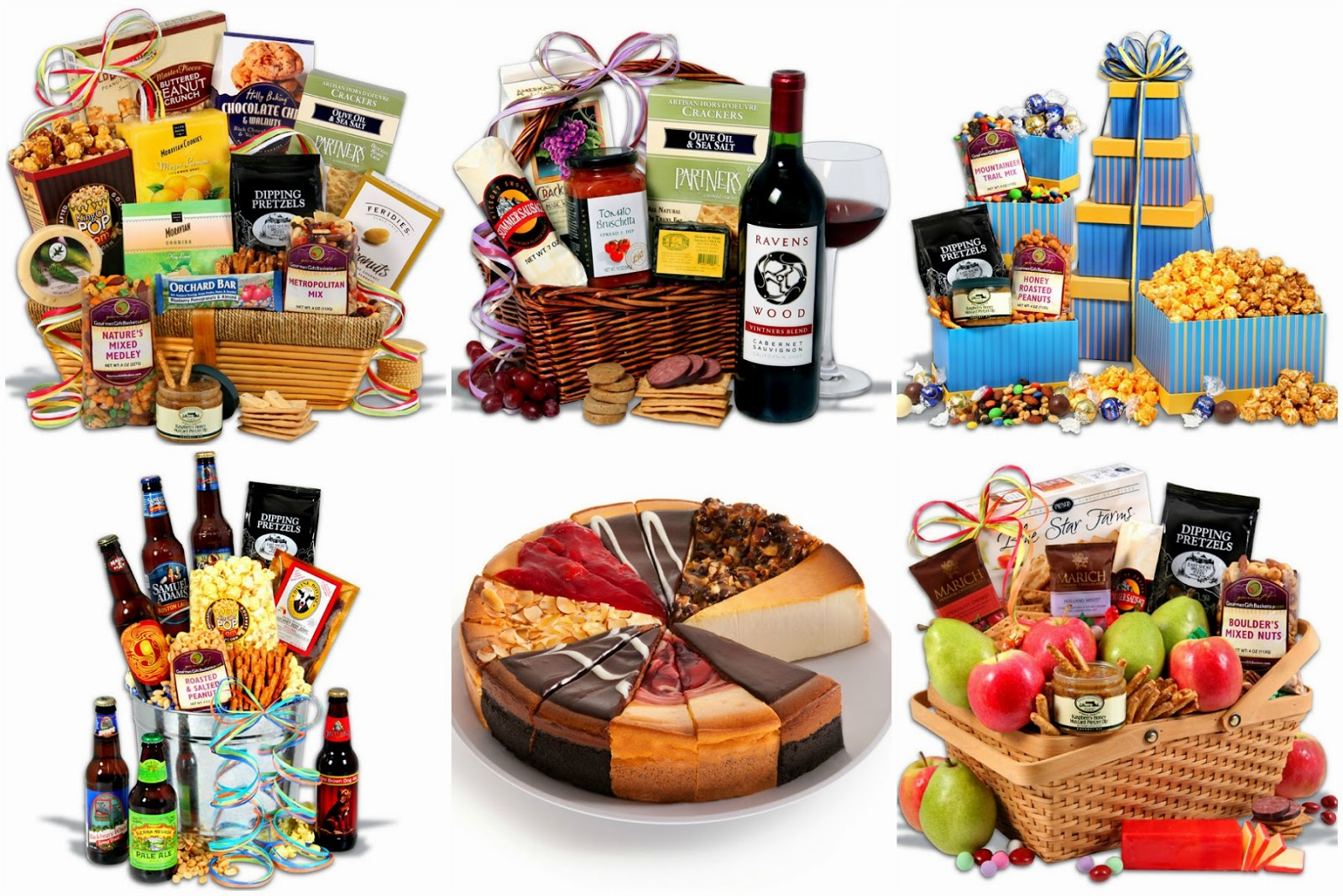 food gift baskets