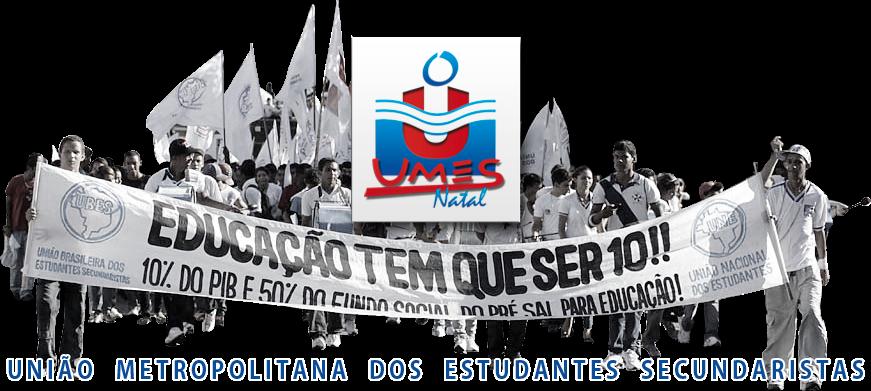 UMES - União Metropolitana dos Estudantes Secundaristas