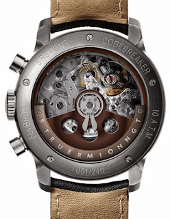 calibre BE-83AR montre Bremont Codebreaker