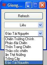 Chip.F2 8.0.1 đào tài nguyên - Đốt Pháo võ lâm 2 (auto trồng cây) , Hack Xu Võ lâm 2 , Hack VÀng Võ lâm 2 , Hack Giao Dịch Võ Lâm 2 2012 , Hack ĐPLC Võ Lâm 2                                                                                                  Autotnc