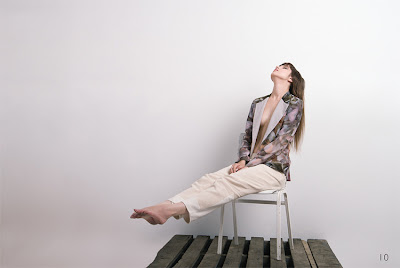 Ana Kalacoska for Risto Bimbiloski Collection S/S 2012