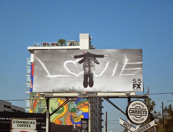 Louie season 4 billboard