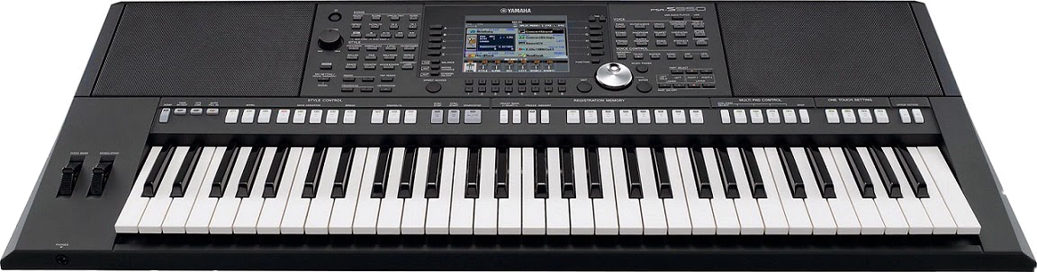 Yamaha Styles and Voices