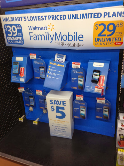 Walmart Family Mobile #cbias #ad #shop #FamilyMobileSaves