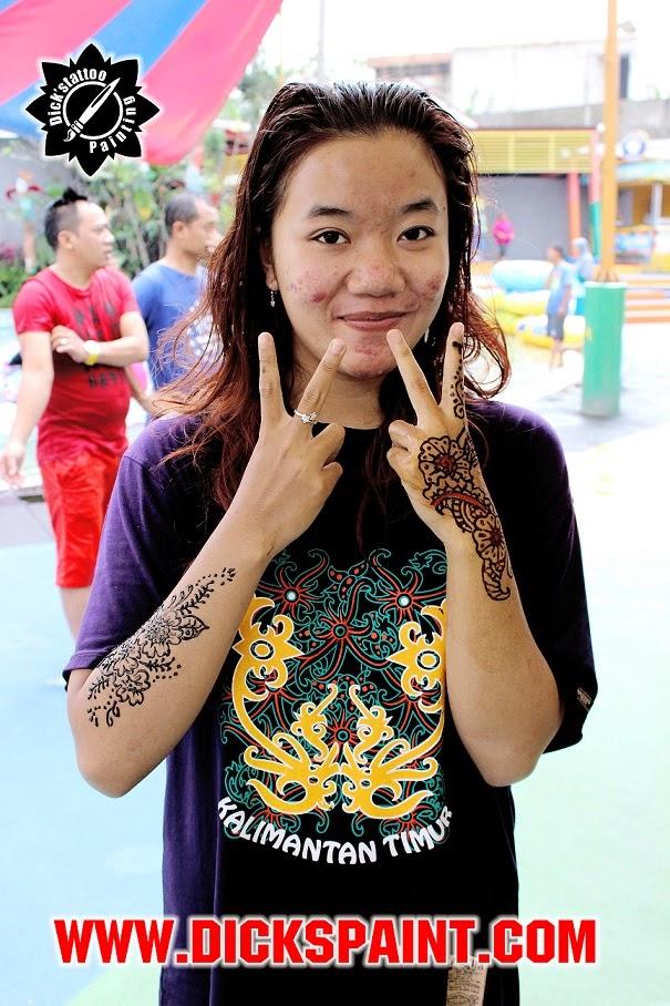 henna tattoo temporary bogor