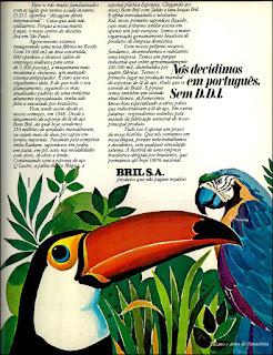 Bom Bril; esponja de limpeza; década de 70. os anos 70; propaganda na década de 70; Brazil in the 70s, história anos 70; Oswaldo Hernandez;