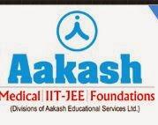 Aakash Institute Scholarship