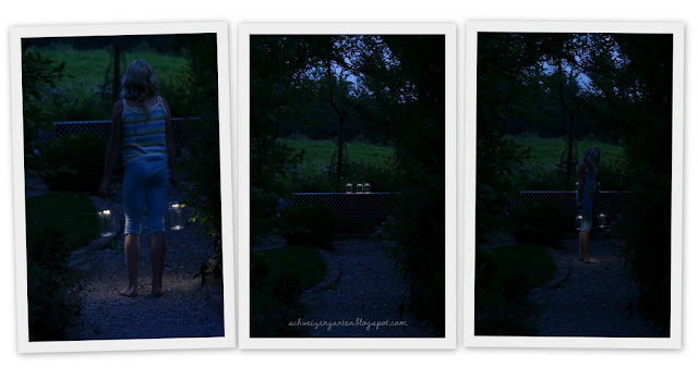 ein schweizer garten 1 liter sonnenlicht reicht f r eine wunderbare sommernacht. Black Bedroom Furniture Sets. Home Design Ideas