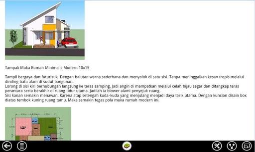 Aplikasi Desain Rumah Minimalis Android