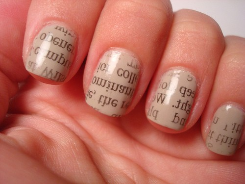 One Of My Favorite Nail Trends 2017 Are The Words Oh I Absolutely Love When Written On Nails And While It Takes Skill S So Pretty