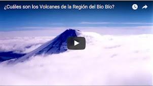 Volcanes de la Región del BIo Bío
