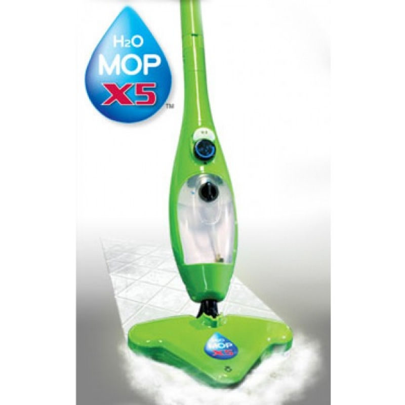 H2O Mop X5 5 in 1 Variable Steam Cleaner Machine