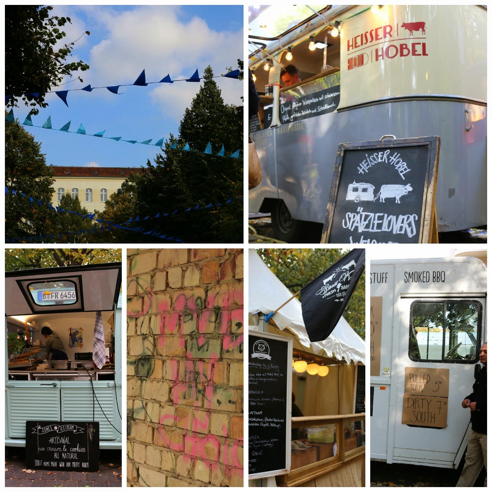 Mauerpark, Arkonaplatz, Street Food Festival, Flohmarkt, Wein, Portugal, Olivenöl