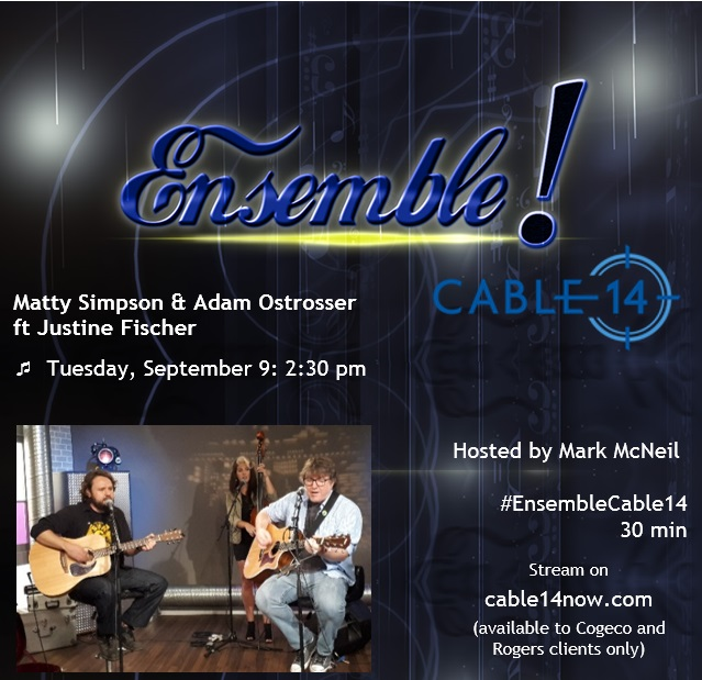 Coming Soon on Ensemble! on Cable 14