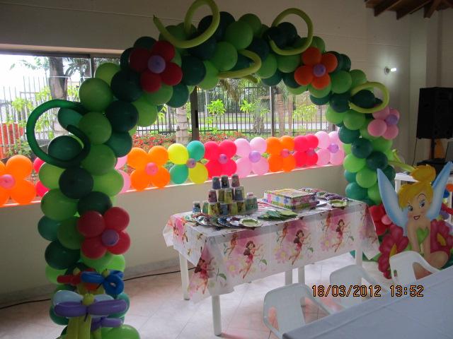 Decoracin en globos para fiestas infantiles best crea for Decoracion de globos para fiestas infantiles paso a paso
