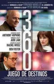 Ver 360. Juego de destinos (2011) Online