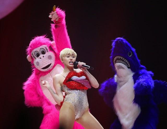 Miley Cyrus arrasa en YouTube