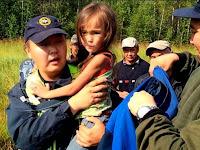 Tersesat, Karina Bertahan Di Hutan Selama 11 Hari