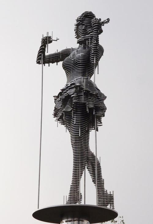 © Chan Girl Park | Escultura en rodajas