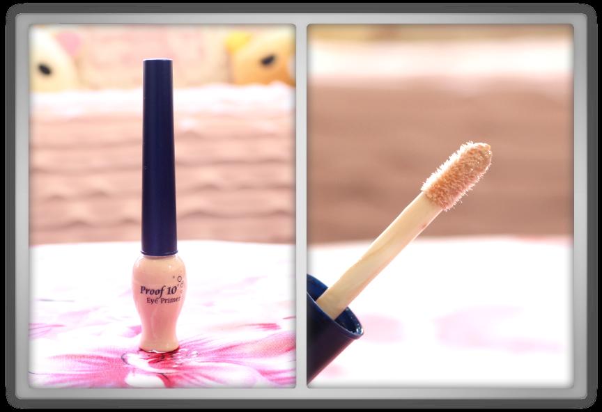 Jolse Special Korean cosmetics haul review 2015 preview makeup beauty blogger Etude House Proof 10 Eye Primer