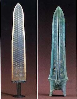 Pedang Pusaka Berusia 2000 Tahun