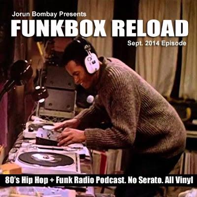 Jorun Bombay - Funkbox Reload Fall Edition
