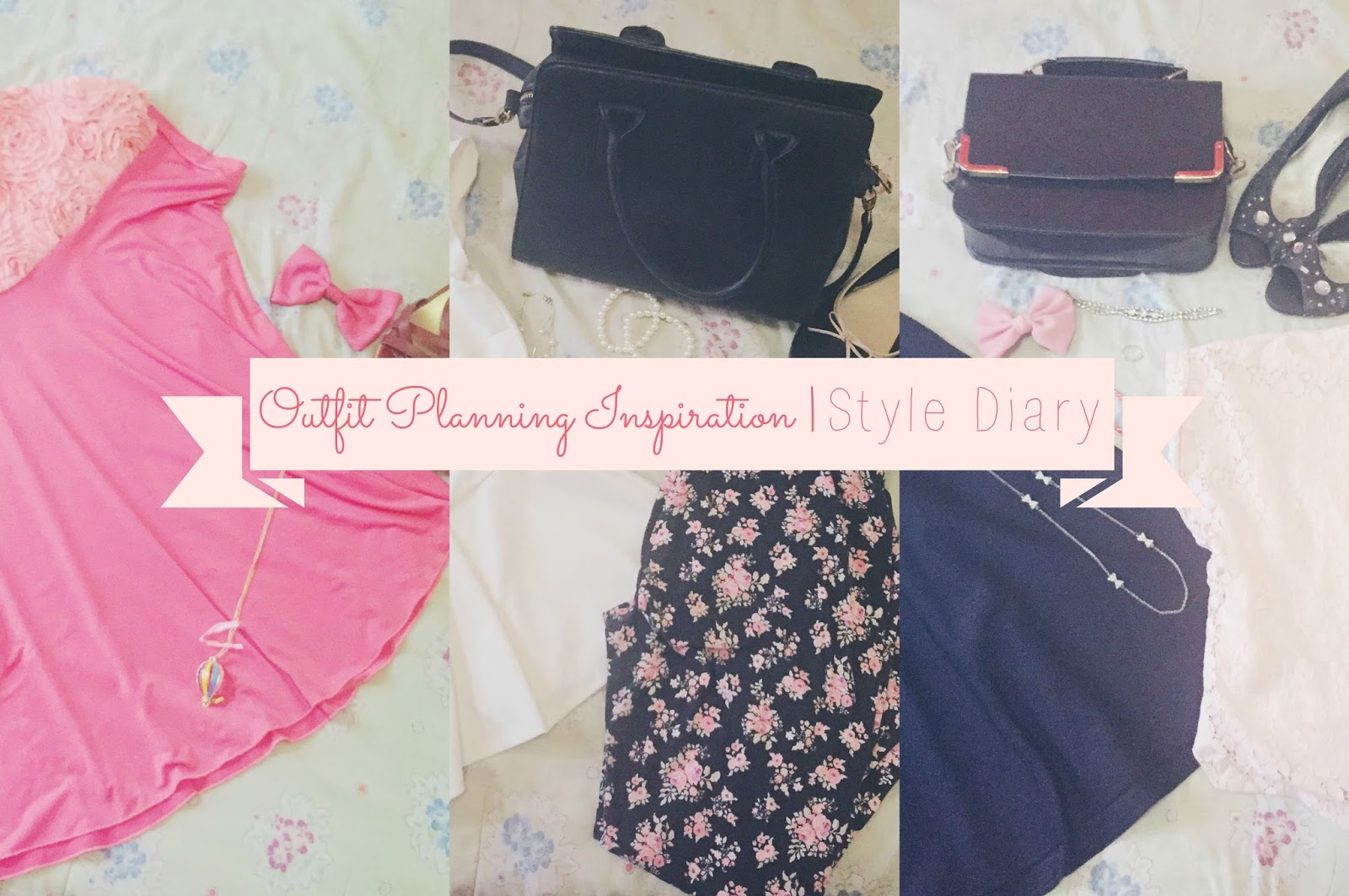 Outfit Planning Inspiration | Style Diary