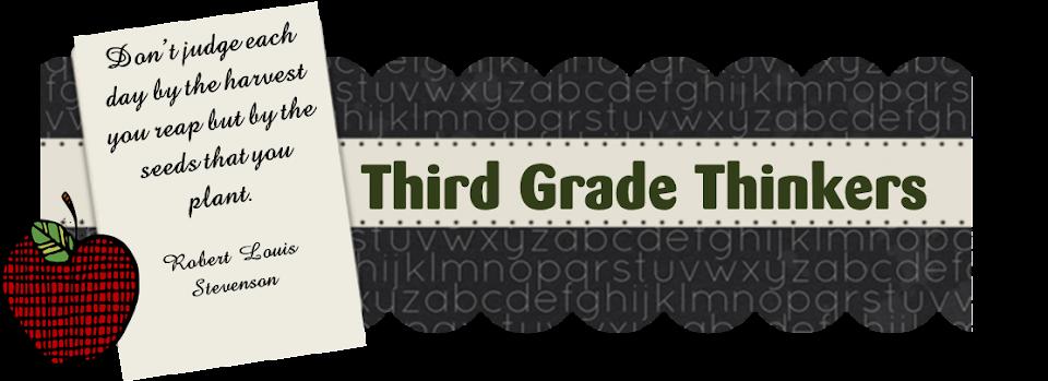 Third Grade Thinkers