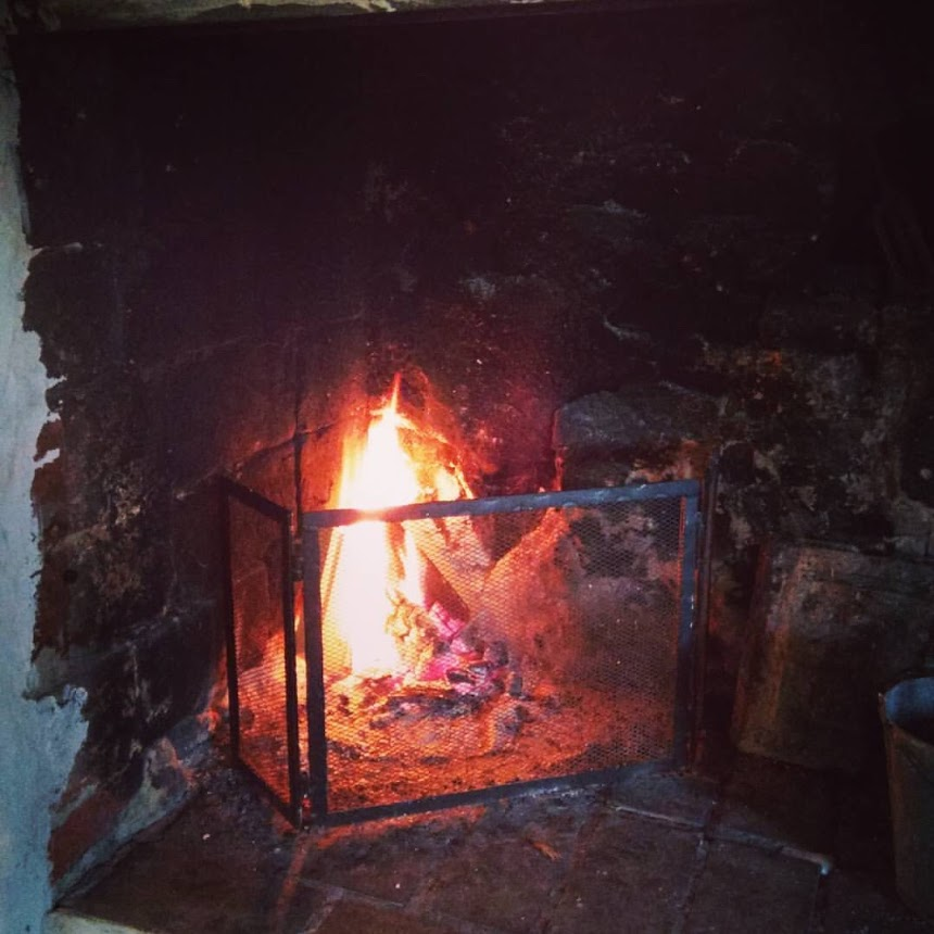 The Blessed Hearth