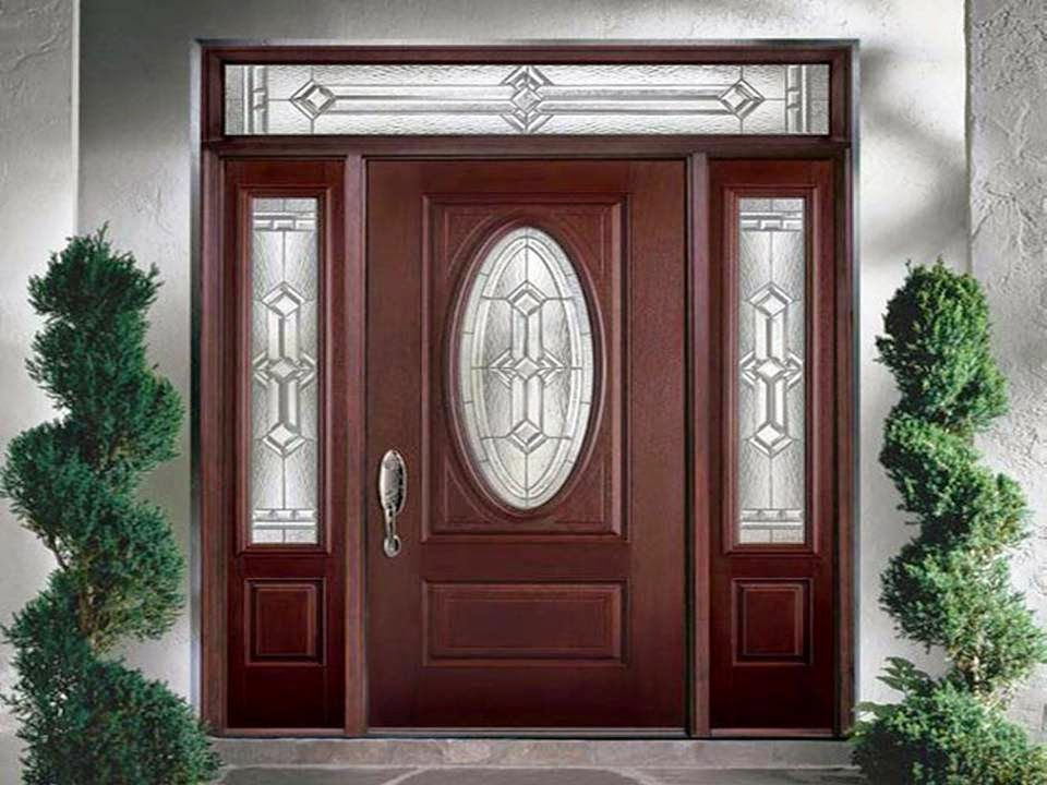 Home decor modern main door designs for home for Entrance double door designs for houses