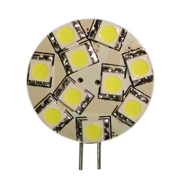 Iluminaci n led cambiar bi pin halogena por led - Iluminacion por leds ...