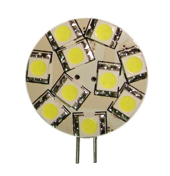 Iluminaci n led cambiar bi pin halogena por led - Iluminacion por led hogar ...