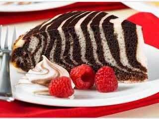 Resep Kue Zebra Kukus Lembut