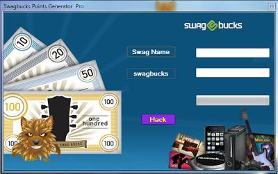 SwagBucks Hack Cheat Tool (Updated 2014)