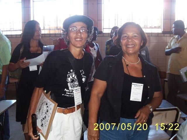 Celeste Martinez e Amália Grimaldi