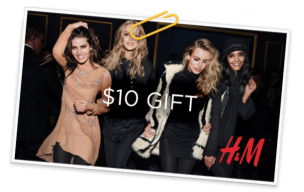 Wrapp App: Free $10 H&M Gift Card (Available Again Today Only)