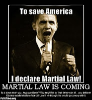 OBAMA'S BRUTAL MARTIAL LAW COMING IN 2014 - A PREVIEW
