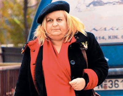 Συνταξιοδοτείται η Κατερίνα Περιστέρη