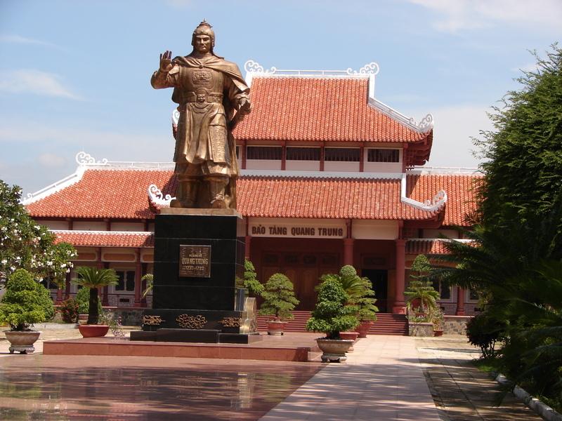 Đền vua Quang Trung Nghệ An