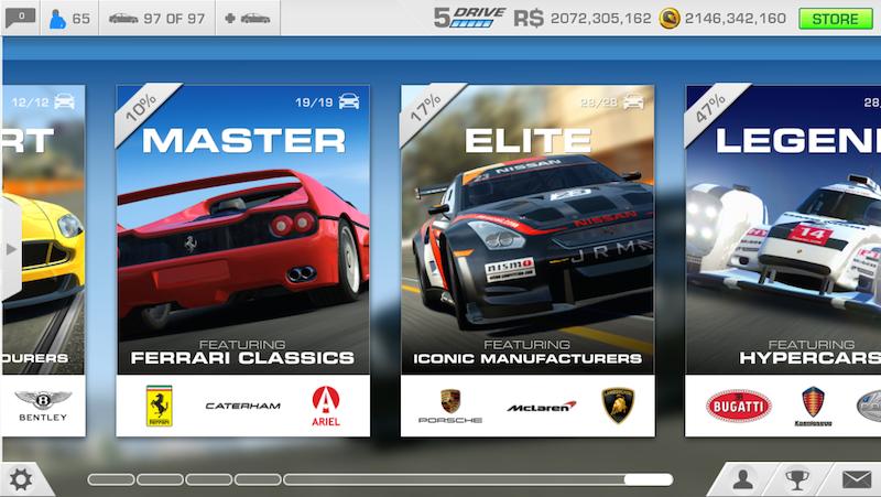 Hack iOS Cheats: Hack Real Racing 3 Unlimited Cheats