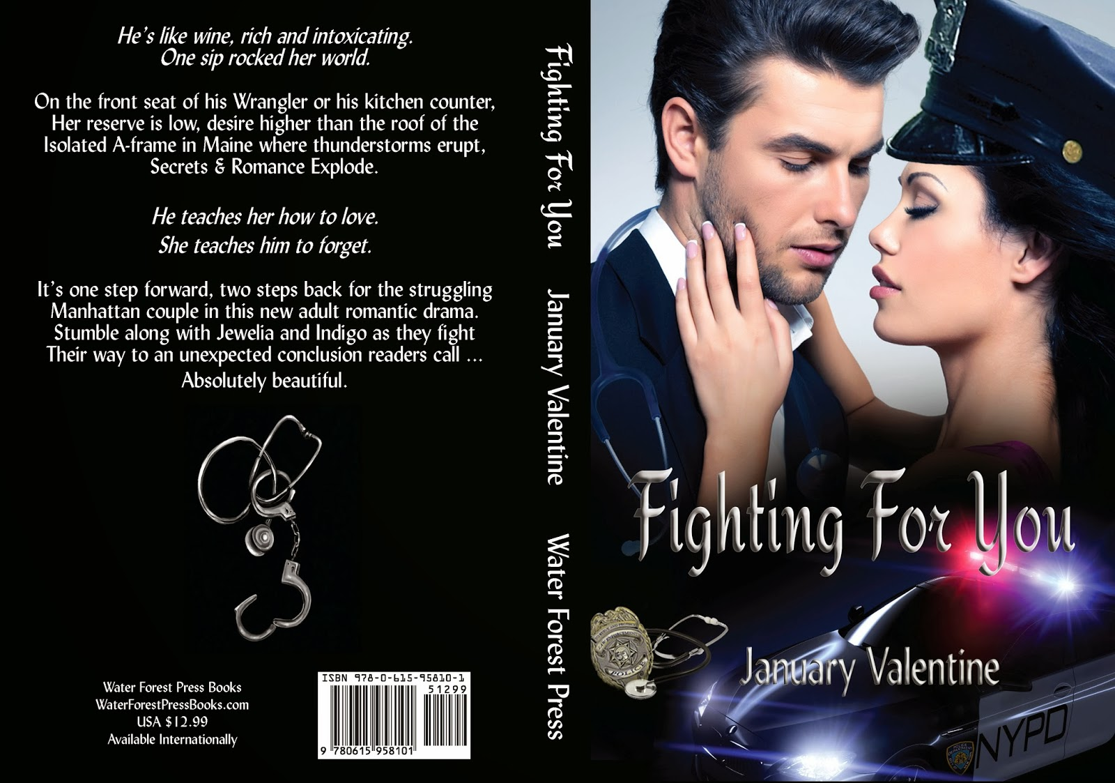 Fighting For You New Adult Romance