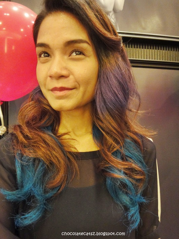 L'oreal Professionnel Hair Chalk Singapore Hair Chalked With L'oréal