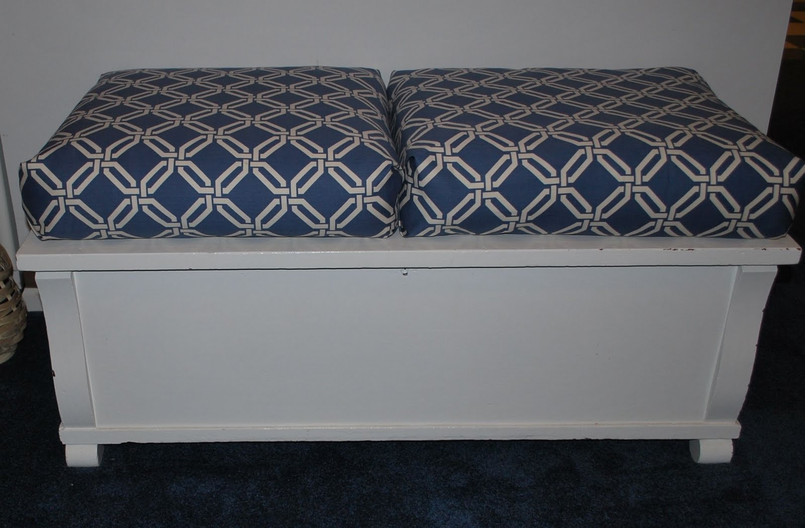 No Sew Sofa Pillow Covers: Almost NO Sew Box Cushions   Sweetwater Style,