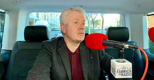 GORKA ZUMETA EN LA 'FÁBRICA DE RADIO'