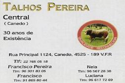 TALHOS PEREIRA