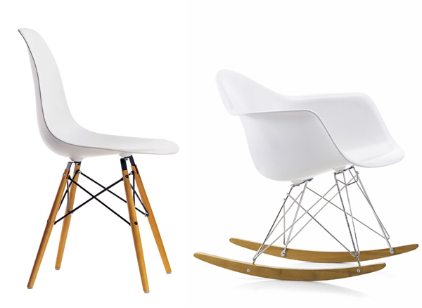 life as a moodboard: Scandinavian style - chairs