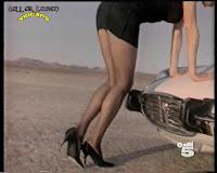 Kim Basinger legs
