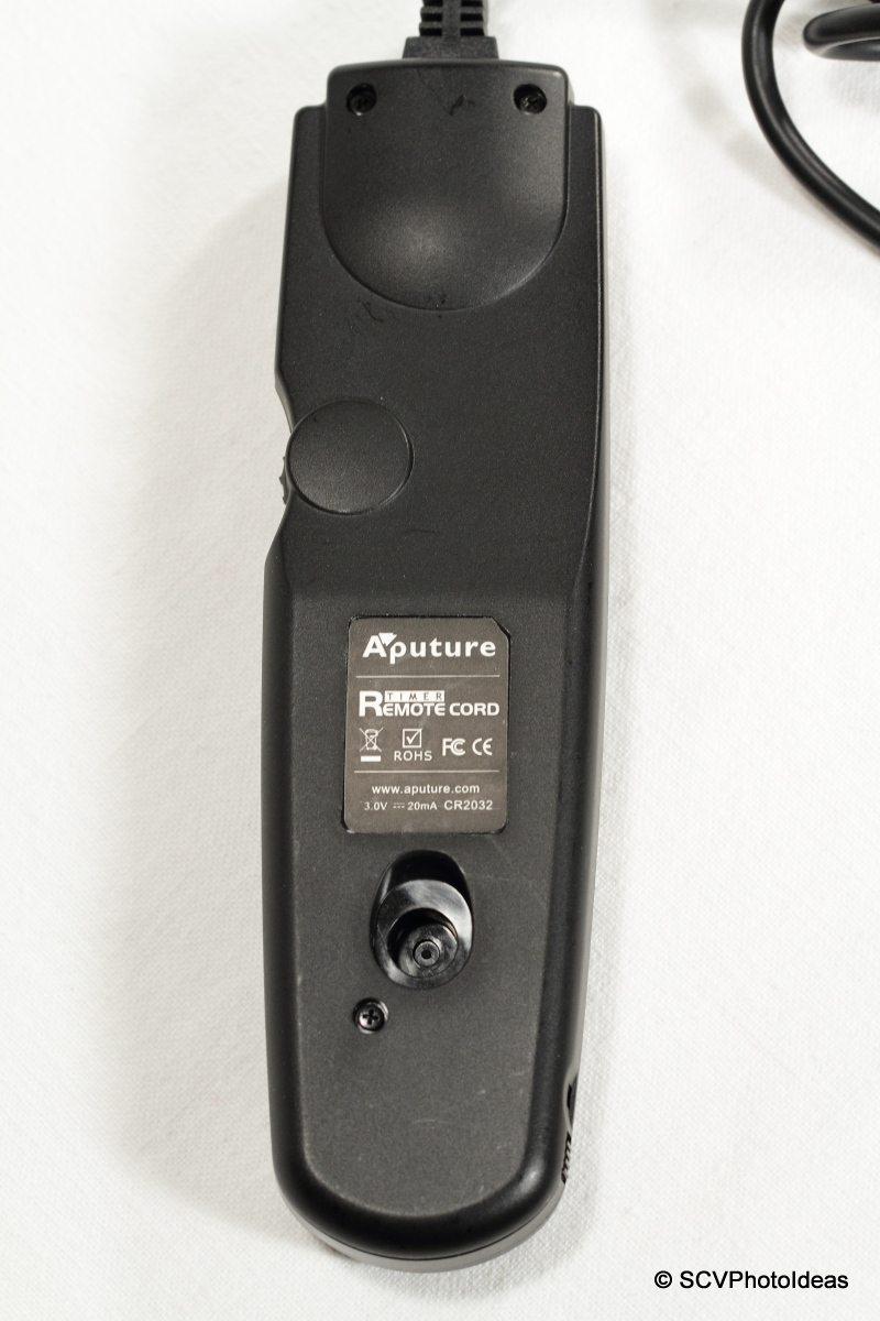 Aputure AP-TR3C back view