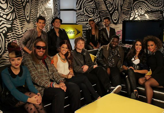 The Voice Top 10 with Christina Milian