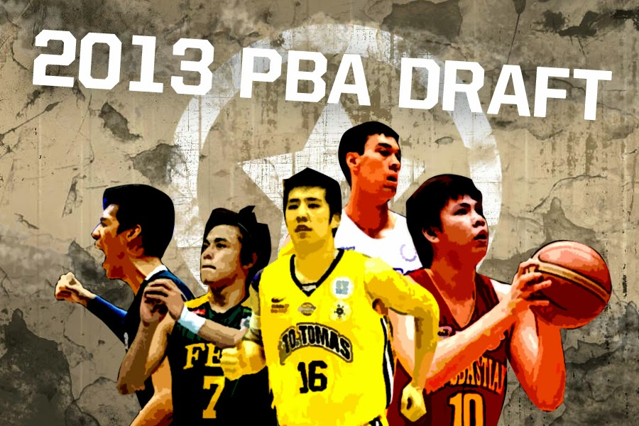 2013 PBA Mock Draft (Version 2.0)
